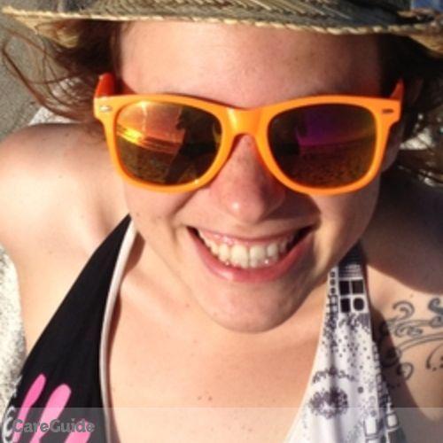 Canadian Nanny Provider Greta R's Profile Picture