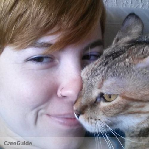 Pet Care Provider Rebbeka Oliveira's Profile Picture