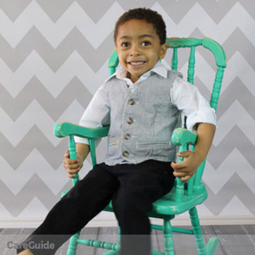 Child Care Job Morgan Doremus's Profile Picture