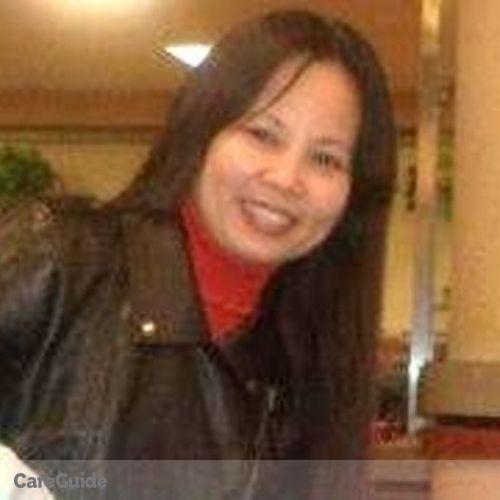 Canadian Nanny Provider Alejandra C's Profile Picture