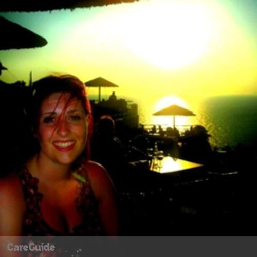 Canadian Nanny Provider Kaitlin B's Profile Picture