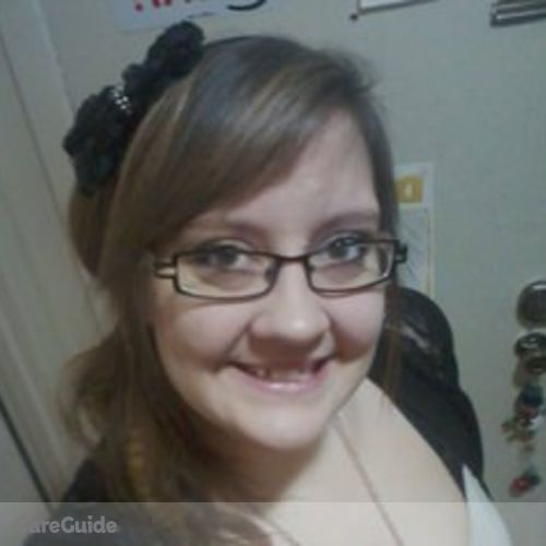 Canadian Nanny Provider Amanda DeWilde's Profile Picture