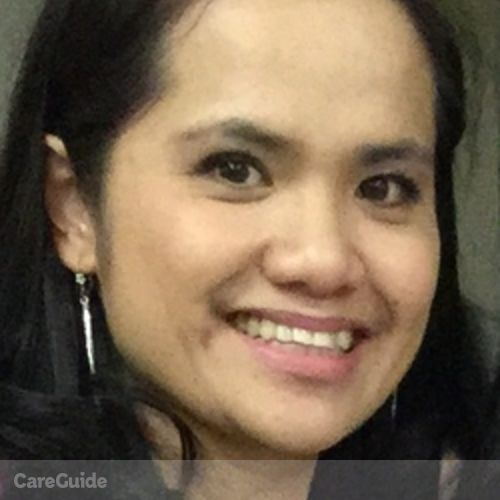 Canadian Nanny Provider Michelle N's Profile Picture