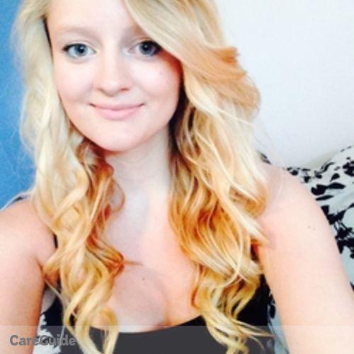 Canadian Nanny Provider Kelsie Lindberg's Profile Picture