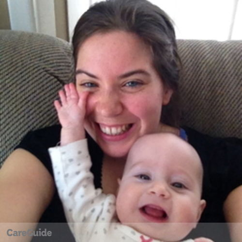 Canadian Nanny Provider Krista Rathwell's Profile Picture