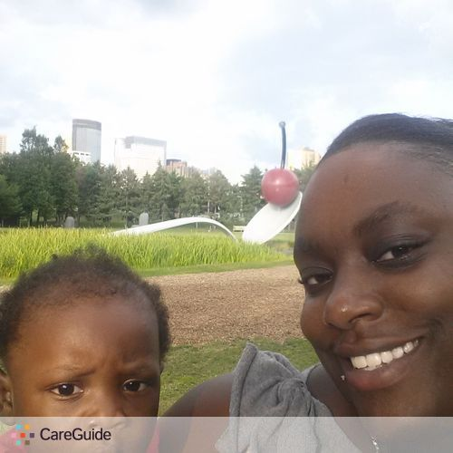 Child Care Provider Lindsey B's Profile Picture