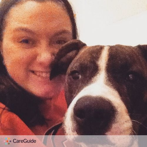 Pet Care Provider Cheyenne Phelps's Profile Picture