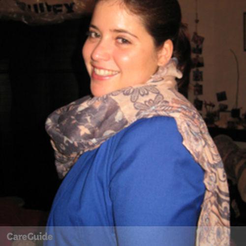 Canadian Nanny Provider Anne-Charlotte Tavernier's Profile Picture