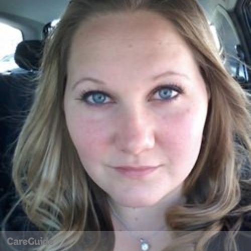 Canadian Nanny Provider Kristen Hutchings's Profile Picture
