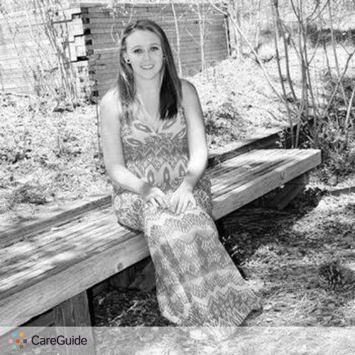 Child Care Provider Kaitlyn E's Profile Picture