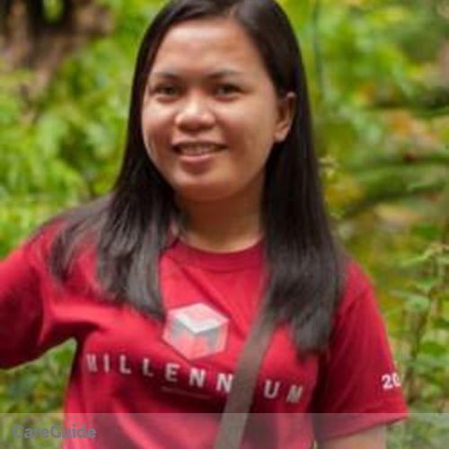 Canadian Nanny Provider Elva Pambuena's Profile Picture