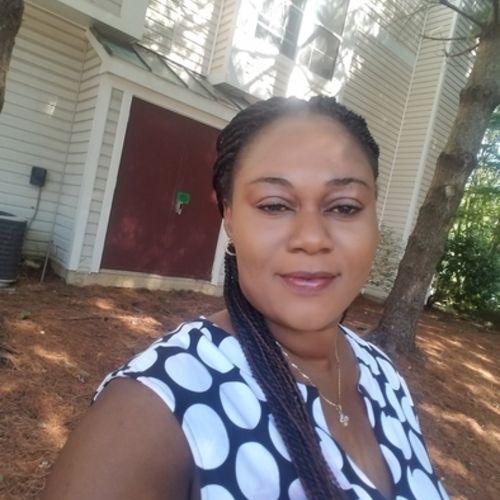 Elder Care Provider Djatougbe A's Profile Picture