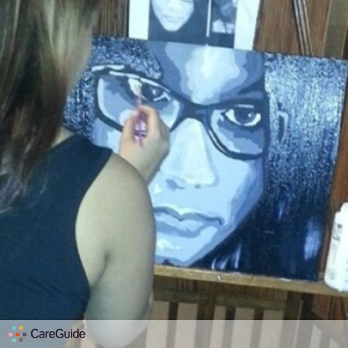 Painter Provider Liz R's Profile Picture
