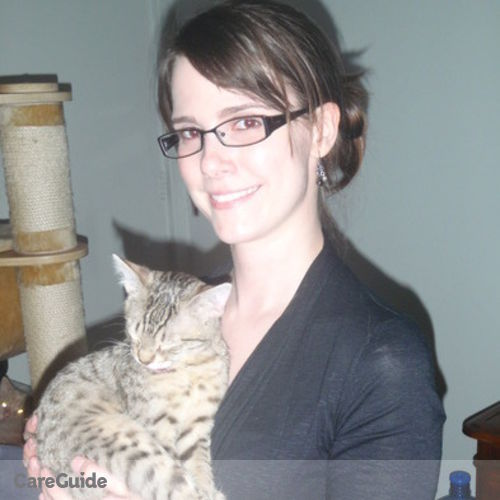 Pet Care Provider Samantha Carry's Profile Picture