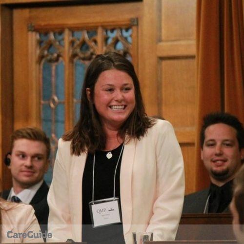 Canadian Nanny Provider Sigrid McKay's Profile Picture