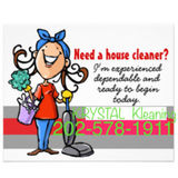 Housekeeper, House Sitter in Cedar City