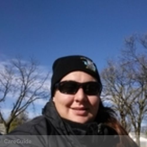 Canadian Nanny Provider Allison Boxshall's Profile Picture