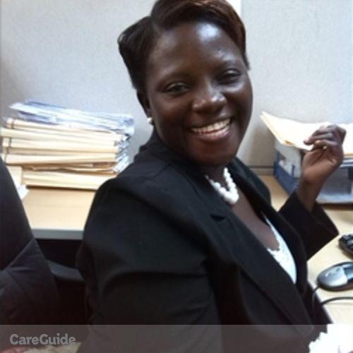 Canadian Nanny Provider Valencia Clarke-Jacobs's Profile Picture