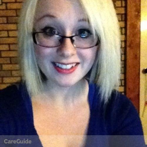 Canadian Nanny Provider Kelli Gordon's Profile Picture
