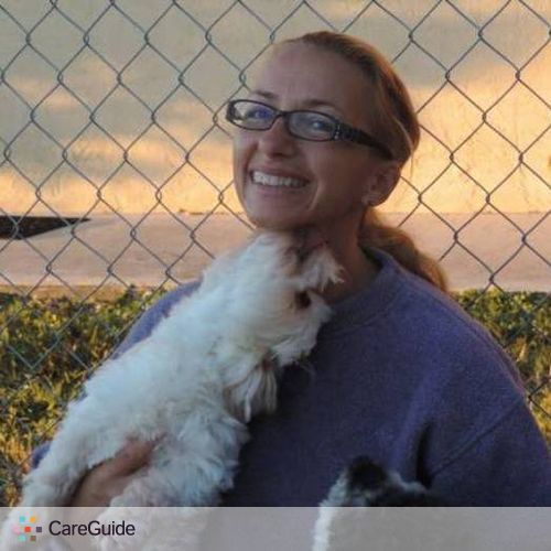 Pet Care Provider Zsuzsanna Monzello's Profile Picture