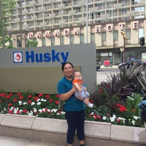 Canadian Nanny Provider Bebian Layugan's Profile Picture