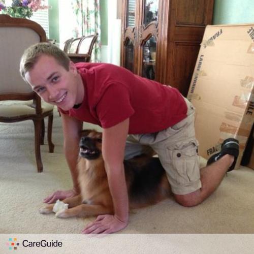 Pet Care Provider James Barker's Profile Picture