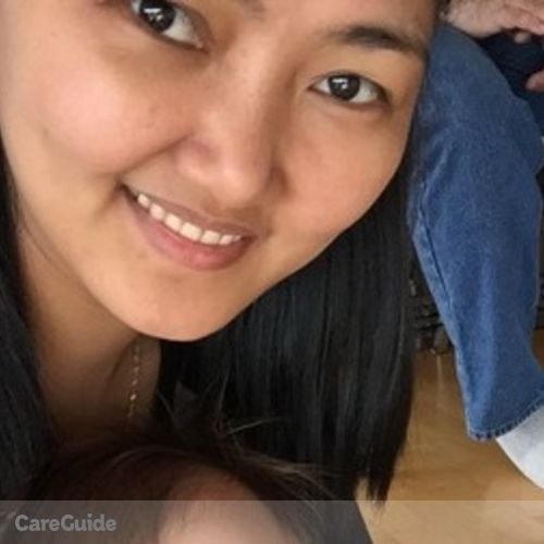 Canadian Nanny Provider Enie Sabug's Profile Picture