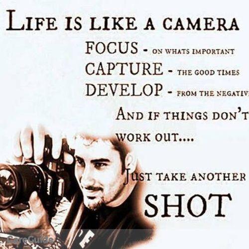 Videographer Provider Edwin Cano's Profile Picture