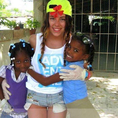 Canadian Nanny Provider Daniela Dinardo's Profile Picture