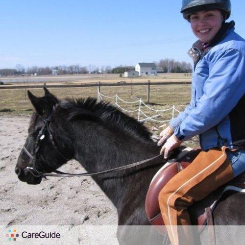 Pet Care Provider Hannah W's Profile Picture