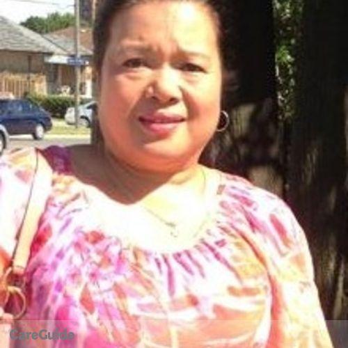 Canadian Nanny Provider Valeriana A's Profile Picture