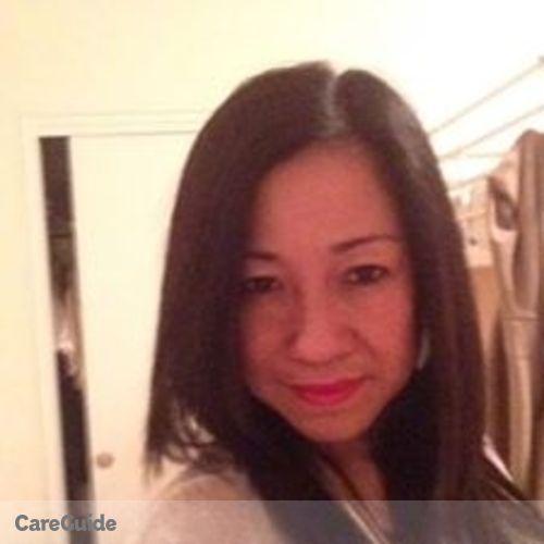 Canadian Nanny Provider Imelda M's Profile Picture