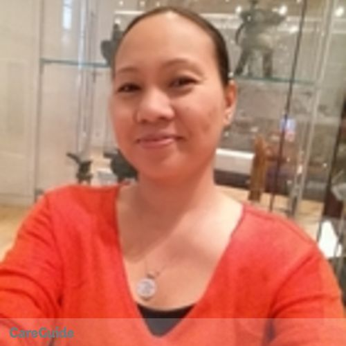 Canadian Nanny Provider Charina Zano's Profile Picture