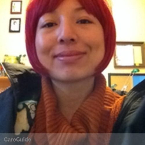 Canadian Nanny Provider Corinna Wong's Profile Picture