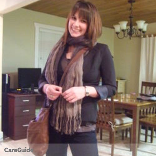 Canadian Nanny Provider Chantal Robert's Profile Picture