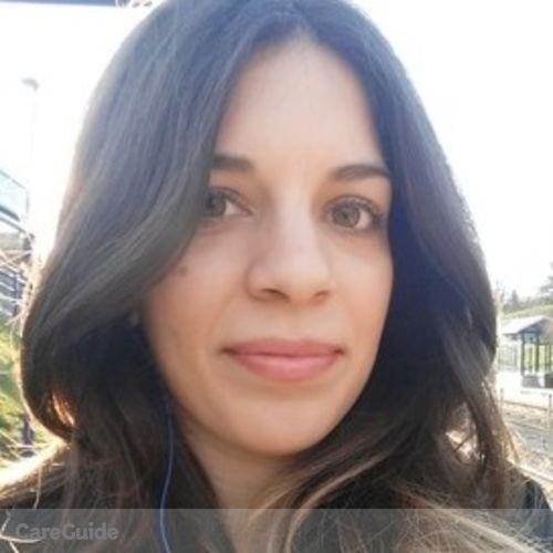 Canadian Nanny Provider Irene Syrimi's Profile Picture