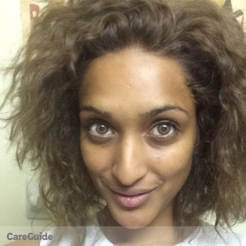 Canadian Nanny Provider Deseree L's Profile Picture