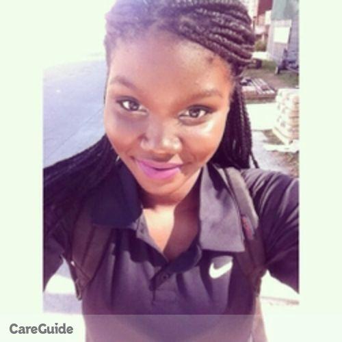 Canadian Nanny Provider Keemora C's Profile Picture