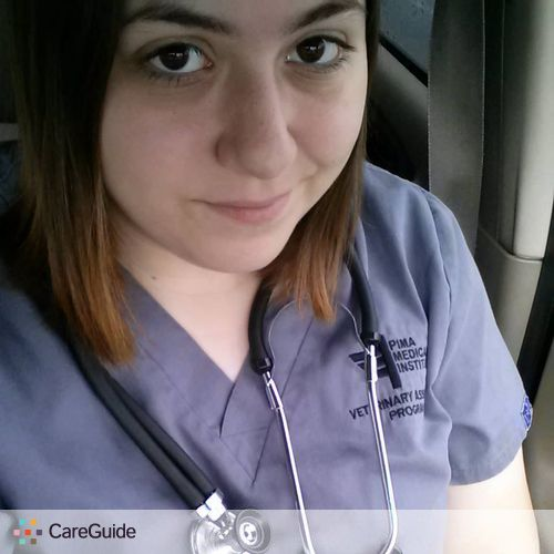 Pet Care Provider Sara Thrower's Profile Picture
