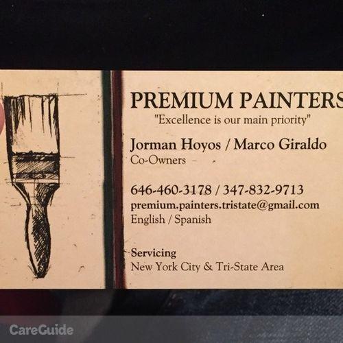 Painter Provider Jorman H's Profile Picture