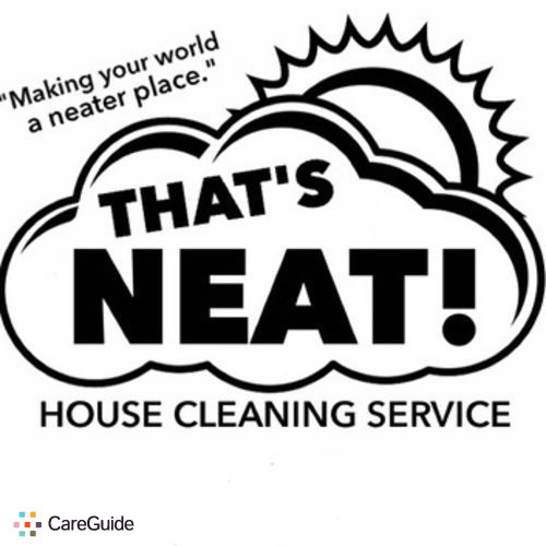 Housekeeper Provider Thats Neat! House Cleaning Services's Profile Picture
