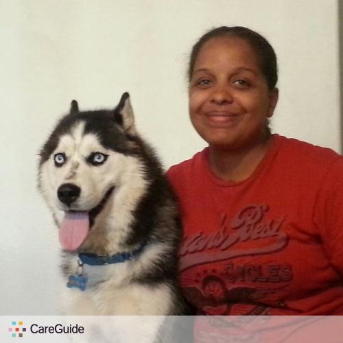 Pet Care Provider Desiree Roland's Profile Picture