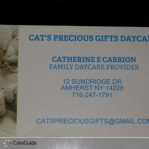 Child Care Provider Catherine Carrion's Profile Picture