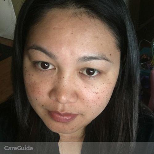 Canadian Nanny Provider Gina Ventolero's Profile Picture