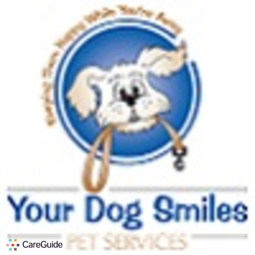 Pet Care Job Your Dog Smiles Pet Services's Profile Picture