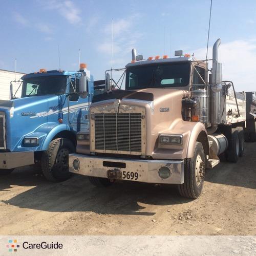 Truck Driver Job Alkarim R's Profile Picture