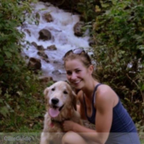 Canadian Nanny Provider Jasmine McMillen's Profile Picture