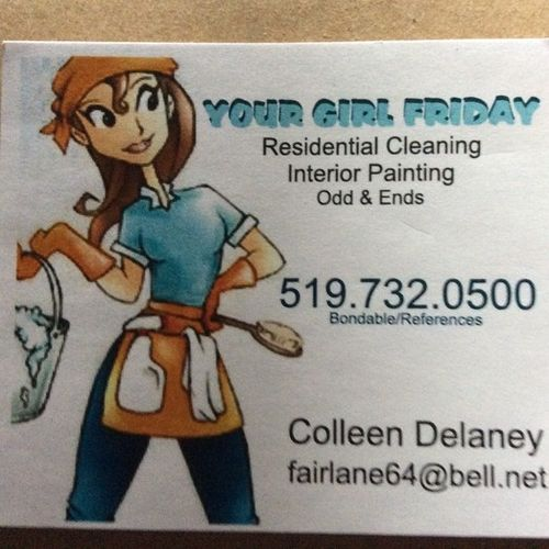 Housekeeper Provider Colleen D's Profile Picture