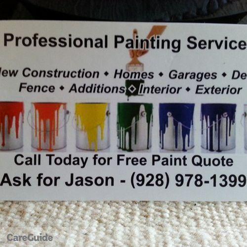 Painter Provider Bradshaw Mountain Enterprises's Profile Picture