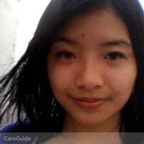 Canadian Nanny Provider Charmie C's Profile Picture
